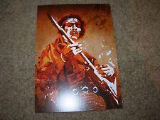 JIMI HENDRIX Art 4X6 Postcard Handbill like poster print MARK REIHILL