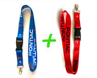 CHEVROLET Chevy Lanyards 22 inch x 1 inch KeyChain ID Badge Cardholder RED