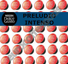 Dolce Gusto Preludio Intenso Coffee Pods 100 Capsules 100 Drinks Sold Loose