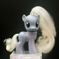 My Little Pony Silver Spoon Filly Original Series Brushable G4 EUC MLP