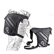 Motorcycle Bicycle Leg Waist Bags Fanny Pack Belt Outdoor Sports  Waterproof