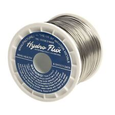 Warton Metals Hydro Flux 63/37 O/A 2% Flux Solder Wire 22SWG 0.711mm 500g