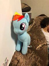 My Little Pony Plush Rainbow Dash Sea Pony Mermaid