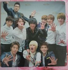 super junior mr simple group photocard