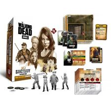 New The Walking Dead No Sanctuary Board Game What Lies Ahead Expansion Official