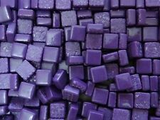 100g #111 Purple Bisazza Opus Romano Mosaic Tiles 12x12x6mm