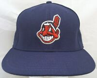 Cleveland Indians MLB New Era 59fifty 7&1/2 fitted cap/hat