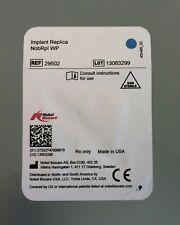 Nobel Biocare 29502 Implant Replica Lab Analogue Nobrpl Replace Select Wp