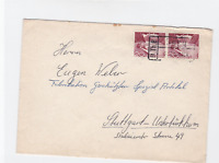 switzerland railway cancel stamps cover ref r15678