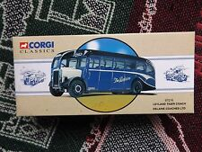 CORGI MODEL - 97216 - LEYLAND TIGER COACH - DELAINE COACHES LTD - BOXED