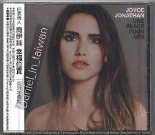 Joyce Jonathan: Une place pour moi (2016) CD OBI TAIWAN + BONUS TRACK QU WANTING