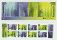 S36585 Cyprus Europa Cept MNH 2011 Booklet