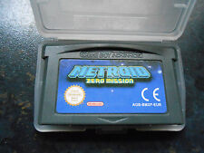 GBA Metroid Zero Mission - Nintendo Game Boy Advance - DS Cartridge Only PAL