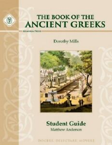 Memoria Press - The Book of the Ancient Greeks Student Guide