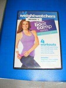 WEIGHT WATCHERS, BOOT CAMP SERIES (dvd)