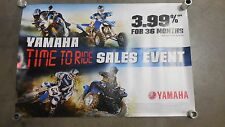 Yamaha Grizzly YZ R1 YFZ Dealer Exclusive Poster
