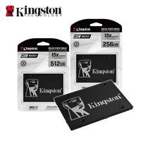 Kingston SKC600 256GB 512GB Internal SSD SATA 2.5'' 3D TLC NAND + Full Tracking#