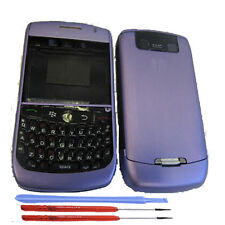 Fascia Housing Cover Case Keypad Bezel + Tools For Blackberry Curve 8900 Lilac