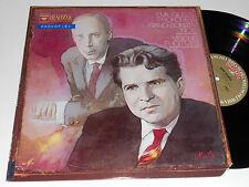 EMIL GILELS PROKOFIEV Piano sonata No. 8 Vision Fugitives Melodiya M-33824 album