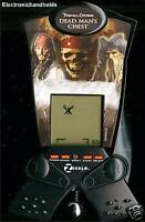 ZIZZLE PIRATES OF CARIBBEAN HANDHELD VIDEO TOY LCD GAME