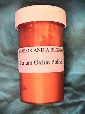 Cerium Oxide One Pound Rock/Glass Polish