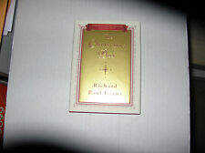 The Christmas Box 20th Anni. Edition by Richard Paul Evans (2012) SIGNED 1st/1st