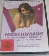 Muschimaus mag's grad heraus - DVD/NEU/OVP/Erotik/Ulrike Butz/FSK 18