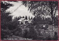 COMO MAGREGLIO 26 PIANO RANCIO - COLONIA MARTINIT Cartolina FOT. viaggiata 1953