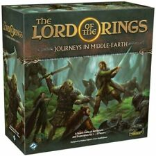 Fantasy Flight Games The Lord of the Rings: Journeys in Middle-Earth Board Game (JME01)