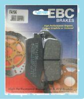 EBC SFA196 Pastillas Freno Trasero para BMW C C600 & C650 2012 To 2015