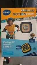 VTech Kidizoom Action Cam Yellow/Black Yellow New