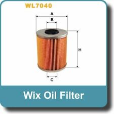 NEW Genuine WIX Replacement Oil Filter WL7040