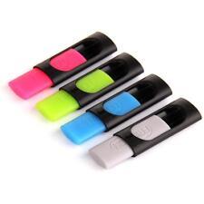 Handliche Radiergummi Hot löschbaren Gummi Out Pen + Refills Schook Kid Ges U5K6