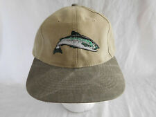 Fish Fishing Personalized Name BOB Baseball Cap Dad Hat Strapback