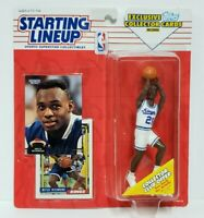 MITCH RICHMOND Sacramento Kings Starting Lineup SLU 1993 NBA Figure & Cards NEW