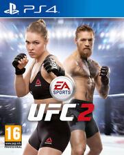 EA Sports UFC 2 PS4 * NEW SEALED PAL *