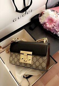 Brand New Gucci Padlock Bag