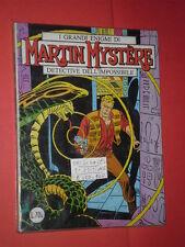 MARTIN MYSTERE-ORIGINALE N°1  -c- 1°EDIZIONE GRANDI ENIGMI-DETECTIVE IMPOSSIBILE