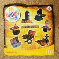 McDonalds Happy Meal Toy 2009 UK Night At The Museum 2 Character Toys - Various