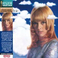 CD de musique pour Pop Sylvie Vartan avec compilation