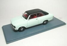 OPEL Olympia A LS (white/black) 1970
