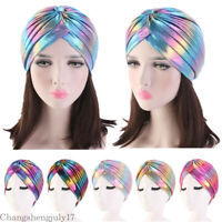 Women Muslim Hat Hijab Beanie Turban Chemo Islamic Elastic Head Scarf Caps Arab