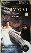 Only You (VHS) Robert Downey, Marisa Tomei