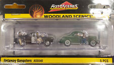 Woodland Scenics HO-Scale- AS #5540 Getaway Gangsters