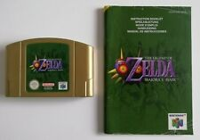 The Legend of Zelda Majora's Mask. Nintendo 64.
