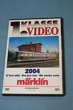 Marklin DVD A Year with Märklin 2004