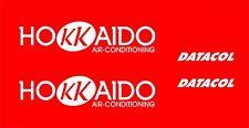 4-STÜCK Aufkleber für Ducati 999  HOKKAIDO + DATACOL Design         04-82