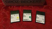 Groz-Beckert Sewing Needles B27, 81x1, DCx27 Serger,Overlock, Juki, Pegasus
