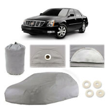 Cadillac DTS 4 Layer Car Cover Fitted In Out door Water Proof Rain Snow Sun Dust