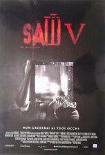 Filmposter 68x98: Saw V [2008]
